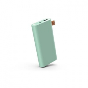 Fresh'n Rebel POWERBANK 12000 mAh USB-C MISTY MINT