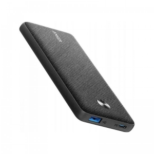 Anker Powerbank PowerCore Sense 10000 mAh PD Fabric Czarny