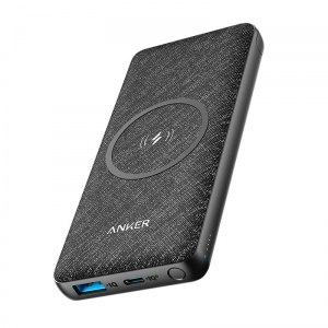 Anker Powerbank PowerCore III Wireless 10000 Czarny